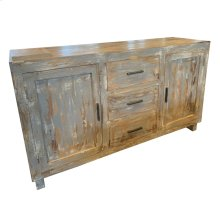Bengal Manor Distressed Sideboard