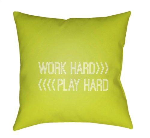 "Work Play QTE-031 20"" x 20"""