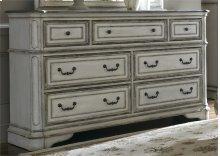7 Drawer Dresser