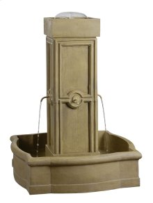 Quatrafoil - Outdoor Floor Fountain