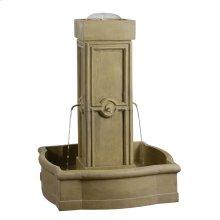 Quatrafoil - Outdoor Floor Fountain