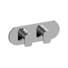 Sento M-Series Valve Horizontal Trim with Two Handles