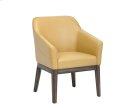 Dorian Armchair - Mustard Product Image