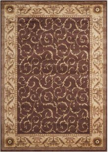 Somerset St02 Brn Rectangle Rug 5'3'' X 7'5''