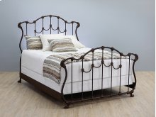 Hamilton Iron Bed