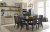 Additional Everyday Dining by Rachael Ray Gathering Rect to Square Leg Table - Peppercorn