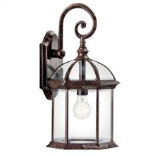 Barrie Collection Barrie 1 light Outdoor Wall TZ