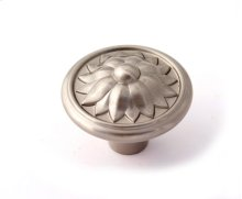 Fiore Knob A1472 - Satin Nickel
