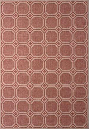 Solarium Mosaic Terracotta Rugs