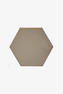 "Architectonics Handmade Field Tile 4"" Hexagon STYLE: ARFHX4"