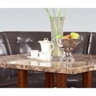 Din. Corner Chair Br/cherr Leg Product Image