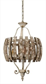 Carolina 3-lt Chandelier Product Image