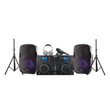 Multimedia DJ Package