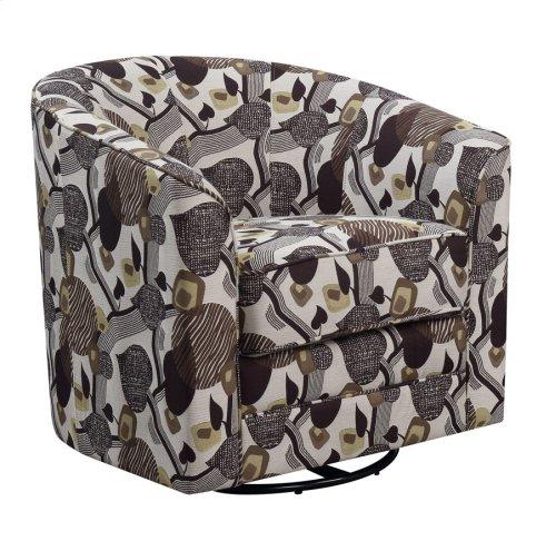 Swivel Chair-leaf Pattern #k1440-4