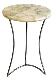 Bengal Manor Cream Agate Table