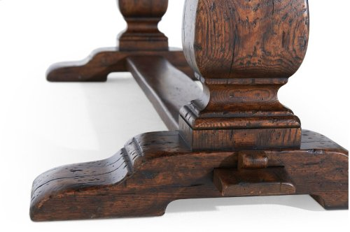 Victory Oak Refectory Dining Table