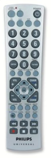 Philips Remote Control US2-P525S Universal Product Image