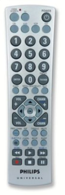 Philips Remote Control US2-P525S Universal