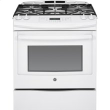 "30"" Slide-In Self-Cleaning Gas Range"