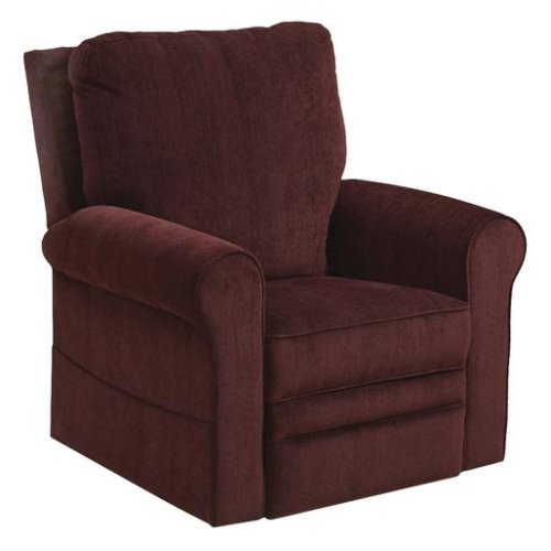 Power Lift Recliner - Edwards 4851 Collection - Plum