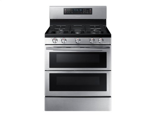 5.8 cu. ft. Flex Duo with Dual Door Freestanding Gas Range