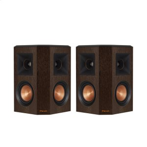 KlipschRP-402S Surround Sound Speaker - Walnut