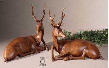 Buck Statues, S/2