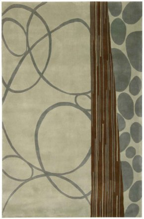 DIMENSIONS ND29 MRN RECTANGLE RUG 5' x 8'