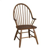 Windsor Back Arm Chair Product Image