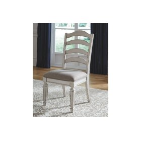 Clearance Price--Dining UPH Side Chair (2/CN)