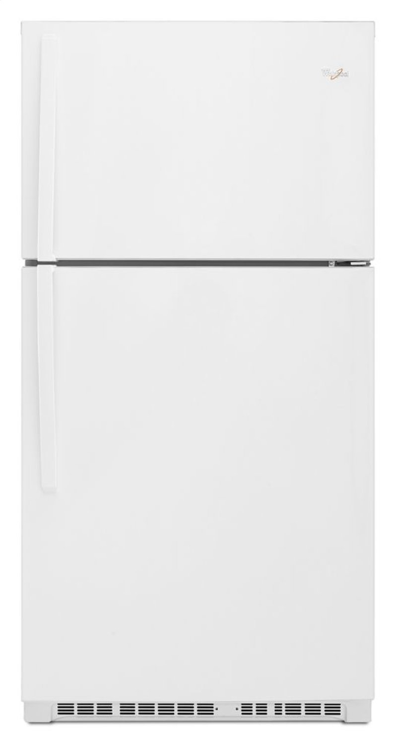 Wrt541szdw In White By Whirlpool Cedartown Ga 33 Inch Wide Top Maytag Washer Parts Diagram Group Picture Image Tag Freezer Refrigerator 21 Cu Ft