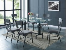 Bronx 7pc Dining Set