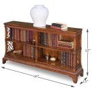 Double Chepstow Bookcase Product Image