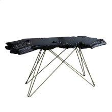 Tectona Console Table Dark Brown