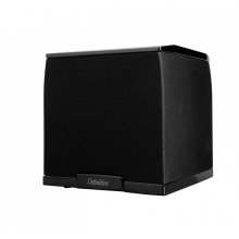 "Ultra-Compact High Performance 650W Powered Subwoofer With 7.5"" Woofer and Dual 7.5"" Bass Radiators"