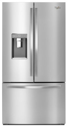 36-inch Wide French Door Refrigerator with Infinity Slide Shelf - 32 cu. ft.