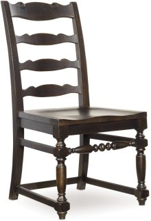 Treviso Ladderback Side Chair