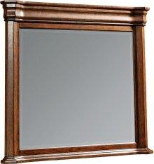 Aryell Landscape Dresser Mirror, Autumn Cherry