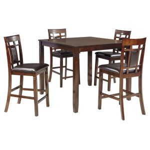 Ashley FurnitureSIGNATURE DESIGN BY ASHLEYDRM Counter Table Set (5/CN)