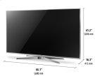 TC-75EX750 4K Ultra HD Product Image