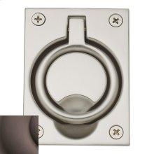 Venetian Bronze Flush Ring Pull