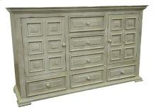 Terra White Dresser
