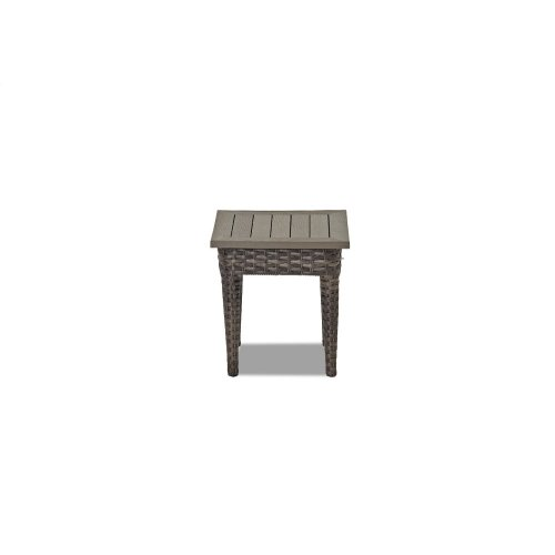 Cascade Square Accent Table