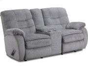 Fresno Reclining Rocking Console Loveseat Product Image