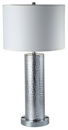 A8324 Table Lamp with Dual 3-Prong Power Outlets (Set of 2)