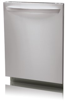 Dishwasher with Fully Integrated Controls (Stainless Steel)