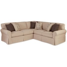 Hickorycraft Sectional (9228-Sect Sleeper)