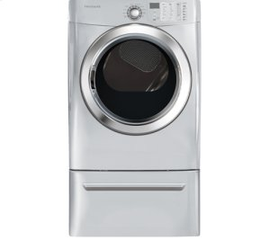7.0 Cu.Ft Electric Dryer featuring Ready Steam