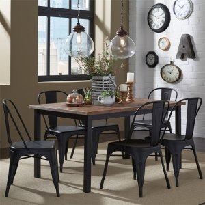 Liberty Furniture IndustriesOpt 7 Piece Rectangular Table Set