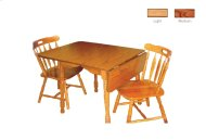 Laminate Drop-leaf Dining